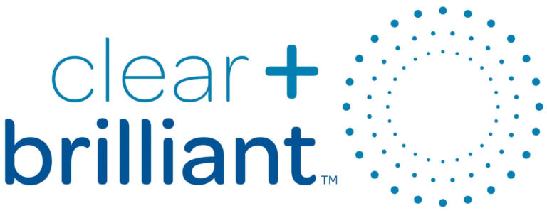 Clear + Brillant logo