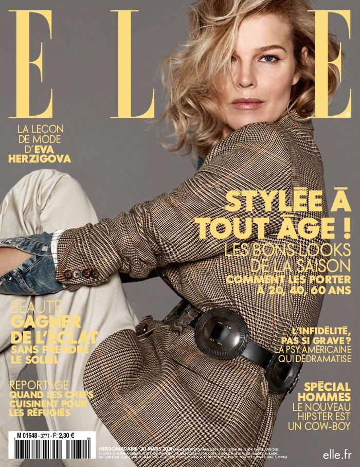Elle magasine édition suisse no3371 30 mars 2018