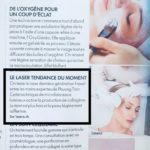 ELLE magasine suisse cover N°3771 30 mars 2018